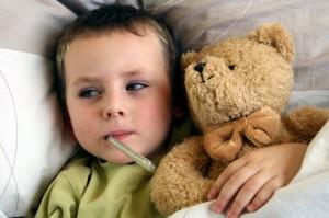 come-curare-febbre-bambini